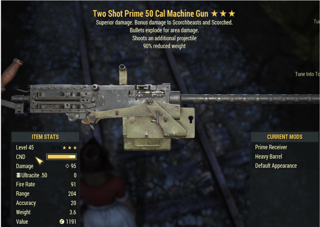 TS E90 Cal Machine
