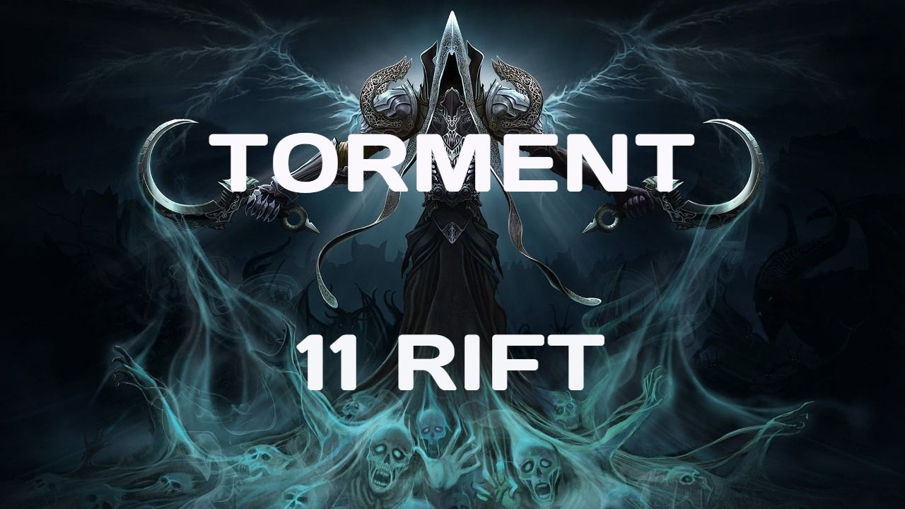Season 16 EU. Torment 11 rifts