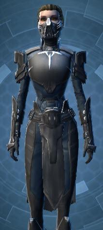 Resilient Warden's Armor Set