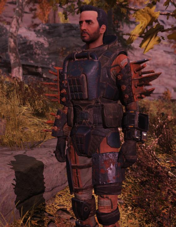 Legendary & Modded Armor Set pack ! +extra weight +weight