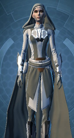 Reclusive Master Armor Set