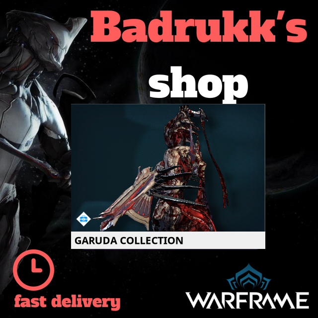 [PC/Steam] Garuda collection // Fast delivery!