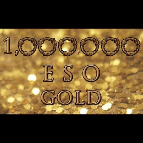 Gold 1 000 000 for PC-EU