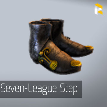Seven-League Step - 4 link