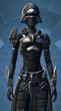 Sith Recluse Armor Set