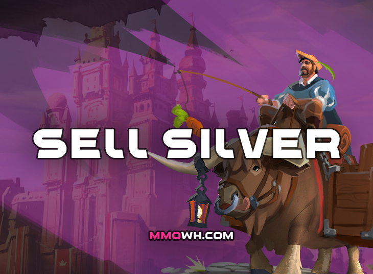 Albion SIlver - 120 sec Delivery time REAL STOCK - ALWAYS up to date 1unit = 10 million Silver