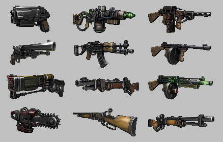 [PC] Choose your weapons! (list of weapons in offer details) - Fast Delivery