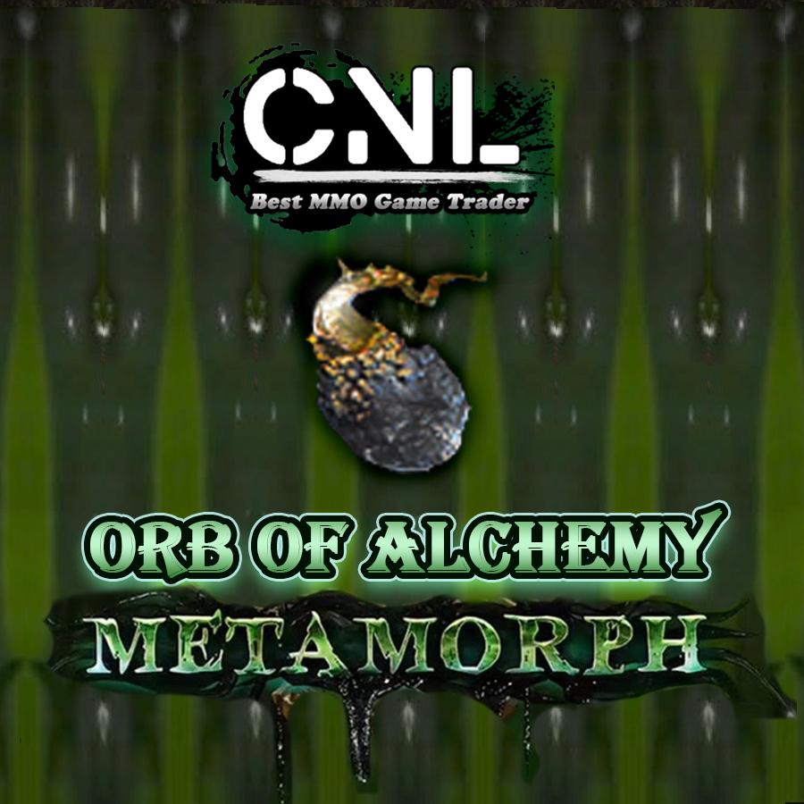 [Meta SC ] Alchemy Orb - Up to 20% Discount