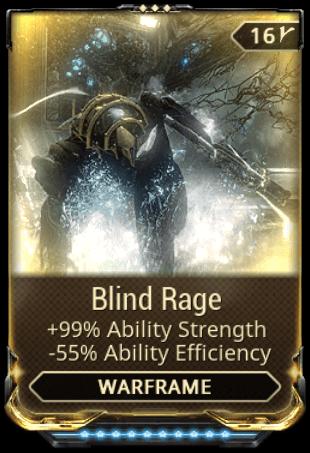 Blind Rage R10