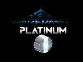 Platinum on PC! 12$ = 1000 platinum!