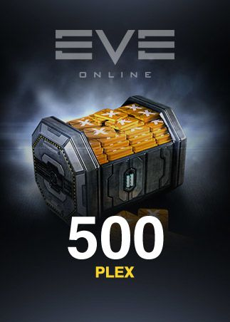 Eve Online⚡500 PLEX⚡INSTANT DELIVERY NEW METHOD☀️ Fast Delivery 7/24 LIVE ☀️