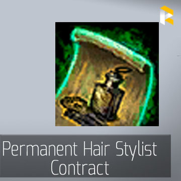 Permanent Hair Stylist Contract - EU & US servers