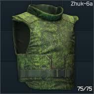 Zhuk-6a heavy armor