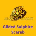 10 x Gilded Sulphite Scarab (Map owner gains 150% more