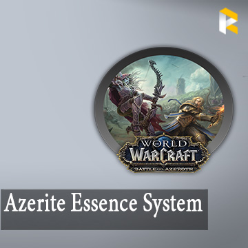 Unlock Azerite Essence System