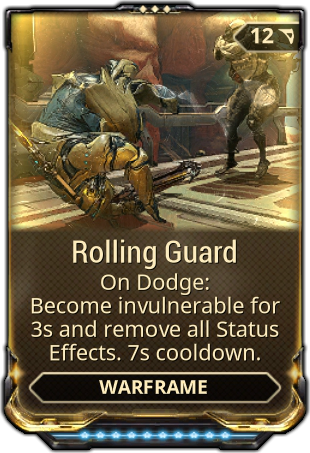 Rolling Guard R10