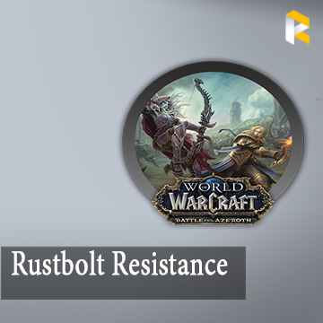 Rustbolt Resistance Reputation