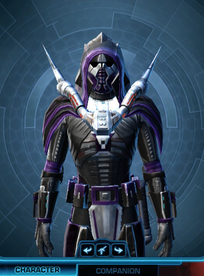 Tulak Hord Armor Set EU