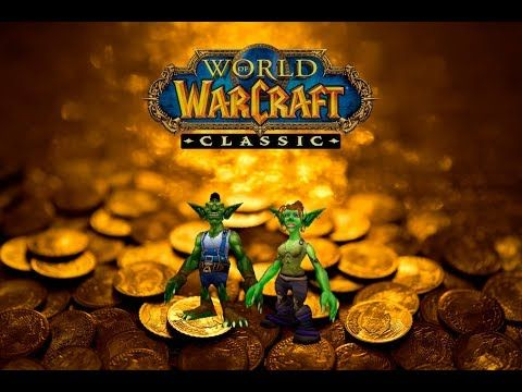 GOLD Wow Classic US all Server CHEAP