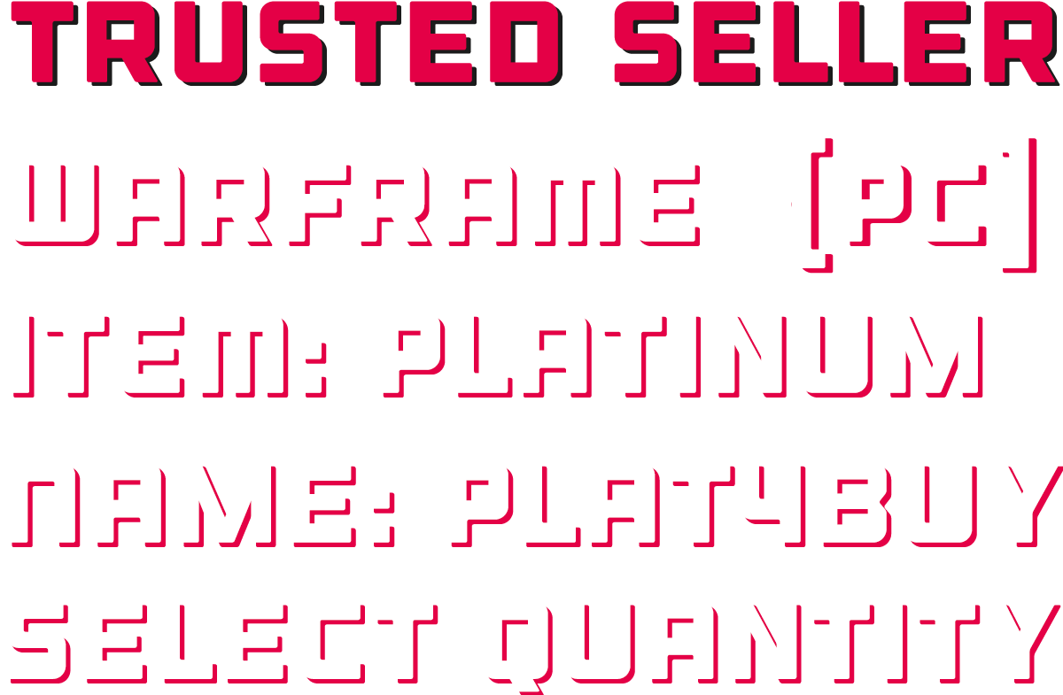 Platinum for PC! Reliable, Safe and Fast!