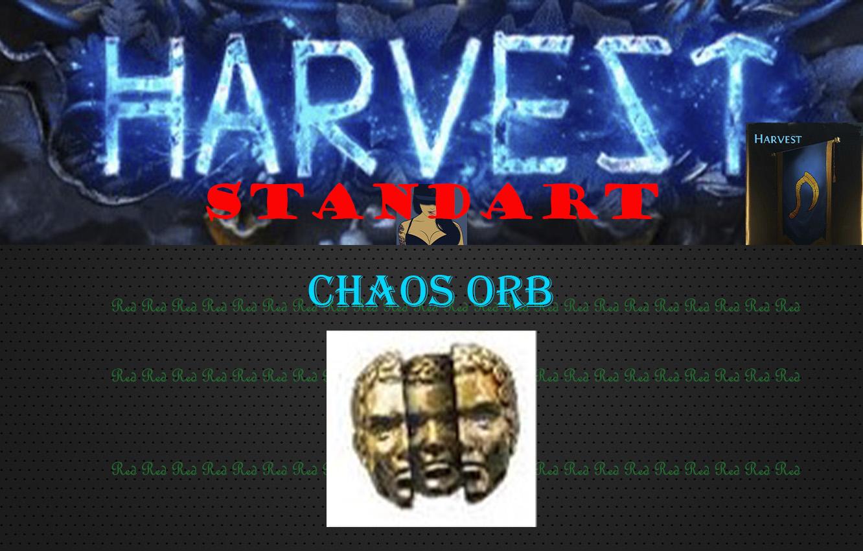 Chaos Orb(Harvest Standart) (PC)