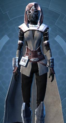 Silent Warden's Armor Set