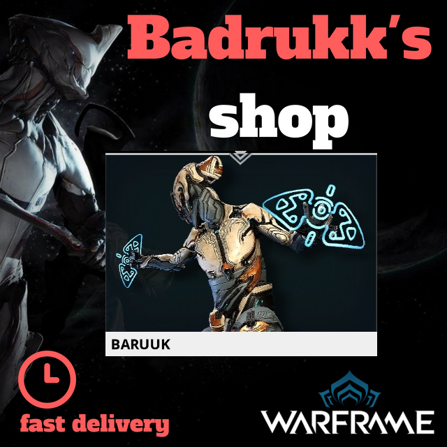 PC/Steam] Baruuk warframe // Fast delivery! | #1835335429