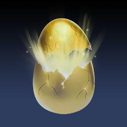 steam Crate Golden Egg 2018