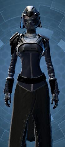 Sith Cultist Armor Set