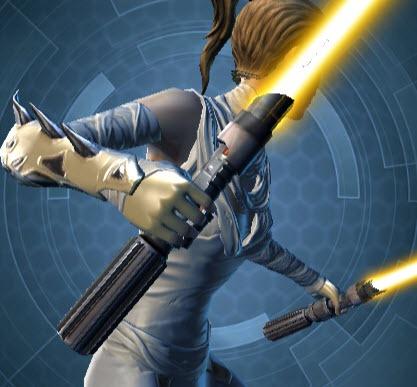 Stronghold Defender Lightsaber