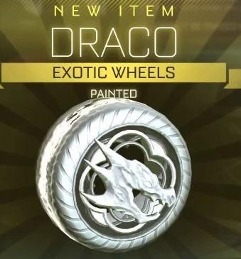 [PC] Titanium White Draco Wheels