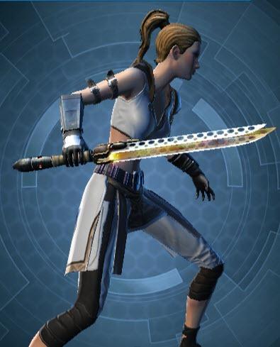 Tribal Champion's Blade