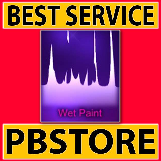 ★★★[PC] Wet Paint (BM Decal) - INSTANT DELIVERY (5-10 min)★★★