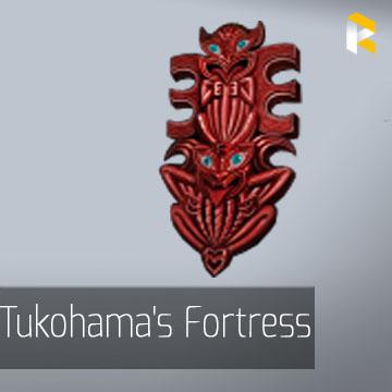 Tukohama's Fortress - 3 link