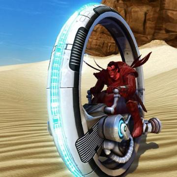 Koensayr Monocycle