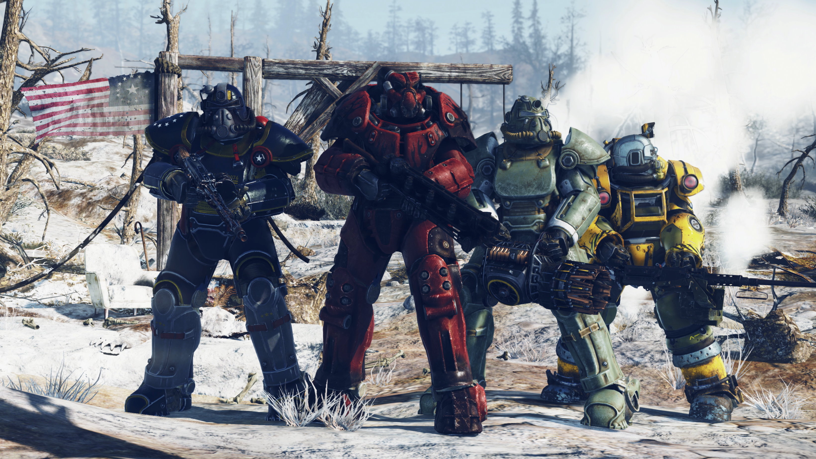 [PC] Power Armor Sets at Choice (list of stes in offer detais) - Fast Deliver