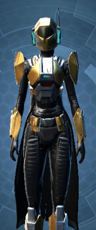 Keeper of Iokath Armor Set