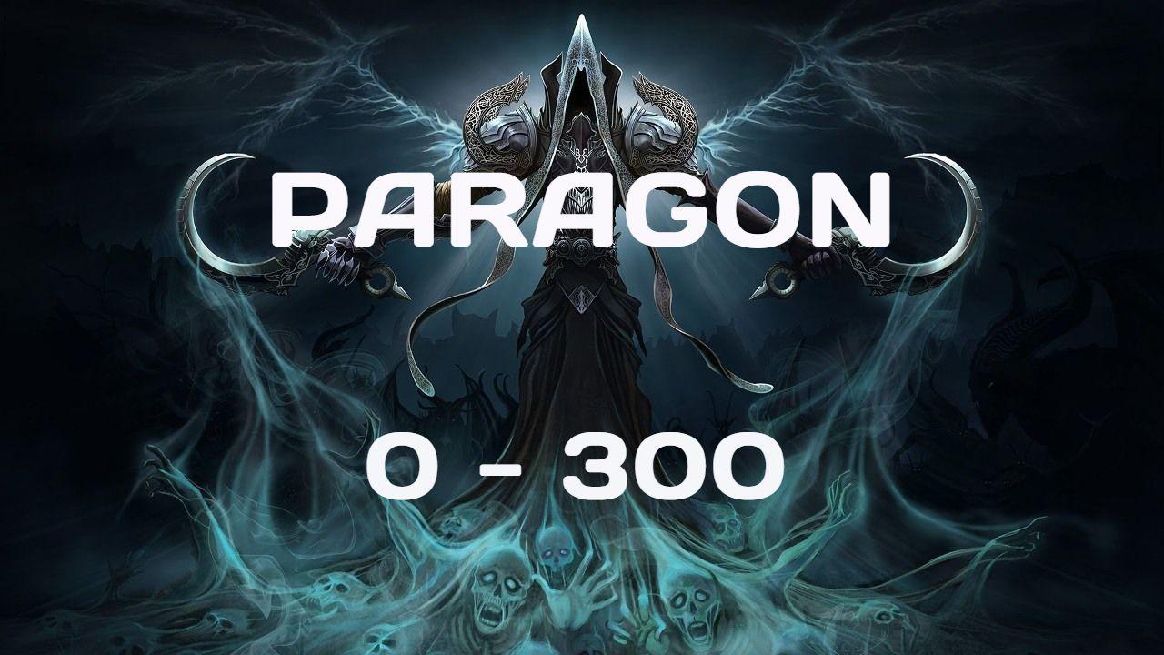 Season 16 EU. Paragon Leveling 0-300