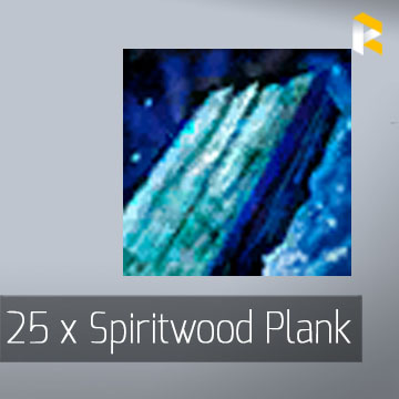 25 x Spiritwood Plank - EU & US servers