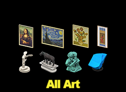 All Arts - Fast delivery 24/7 online Cheap Animal Crossing items