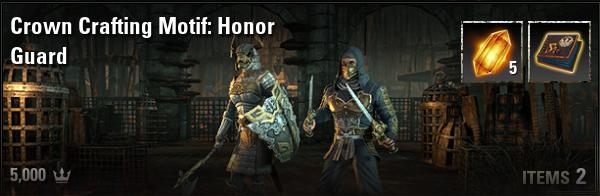 Crown Crafting Motif: Honor Guard [EU-PC]