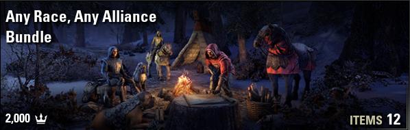 Any Race, Any Alliance Bundle [NA-PC]