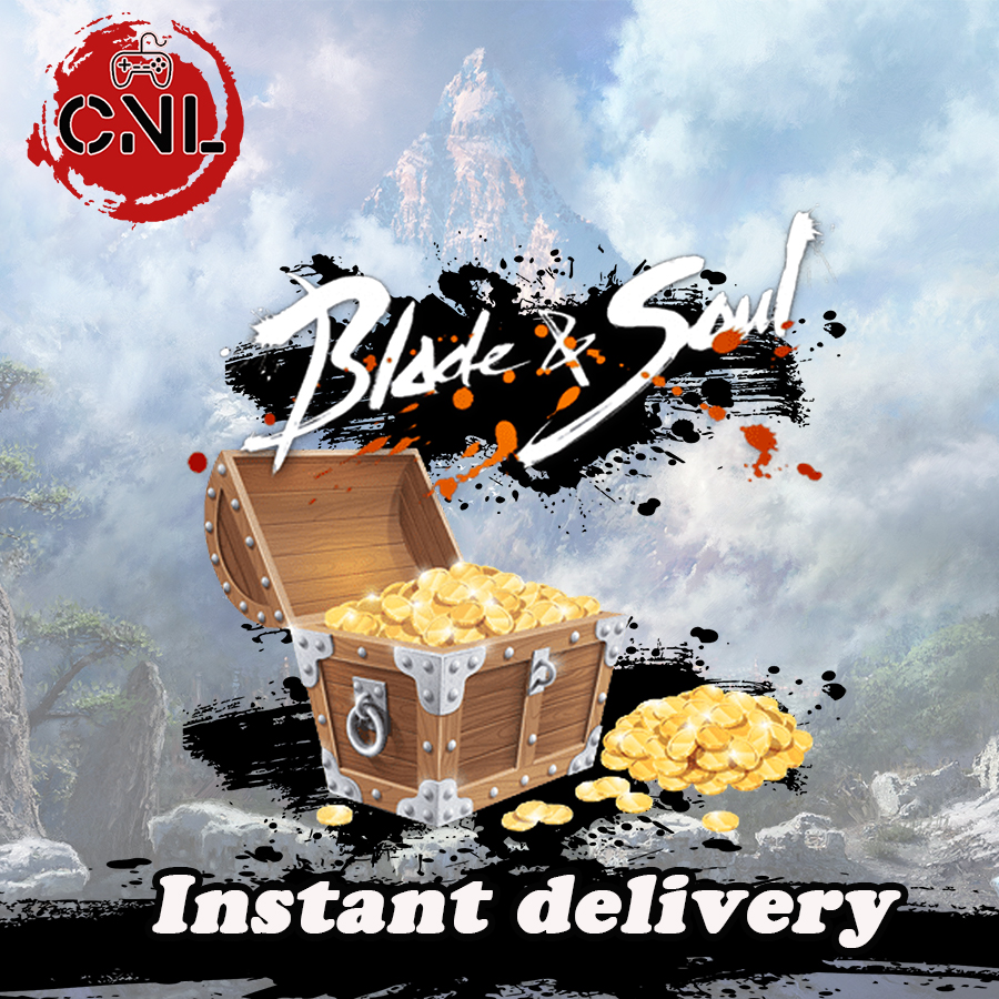 Blade & Soul NA Gold - Fast Delivery