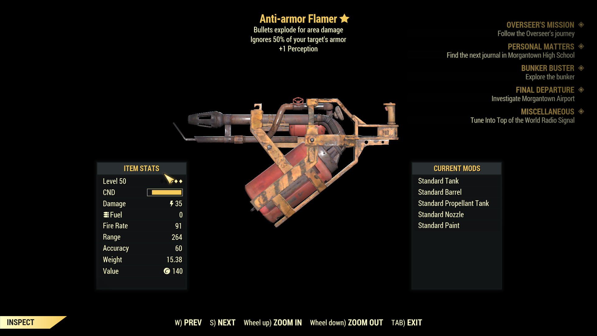 ★★★ Anti-Armor Explosive Flamer | FAST DELIVERY |