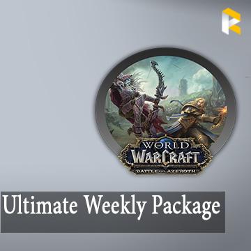 Ultimate Weekly Package