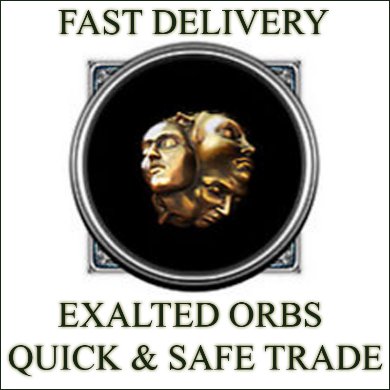 ♥Exalted Orb - Incursion Hardcore - Instant delivery♥