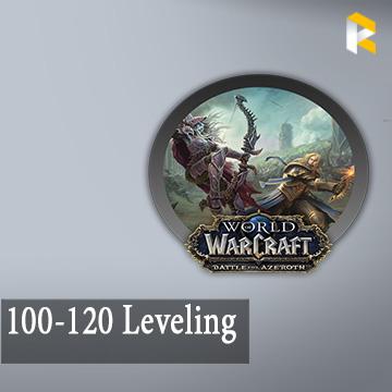 100-120 Leveling