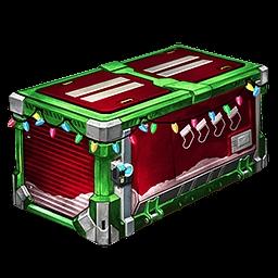 Secret Santa Crate