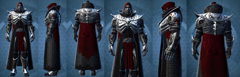 Callous Conqueror's Armor Set - SWTOR - fast & safe