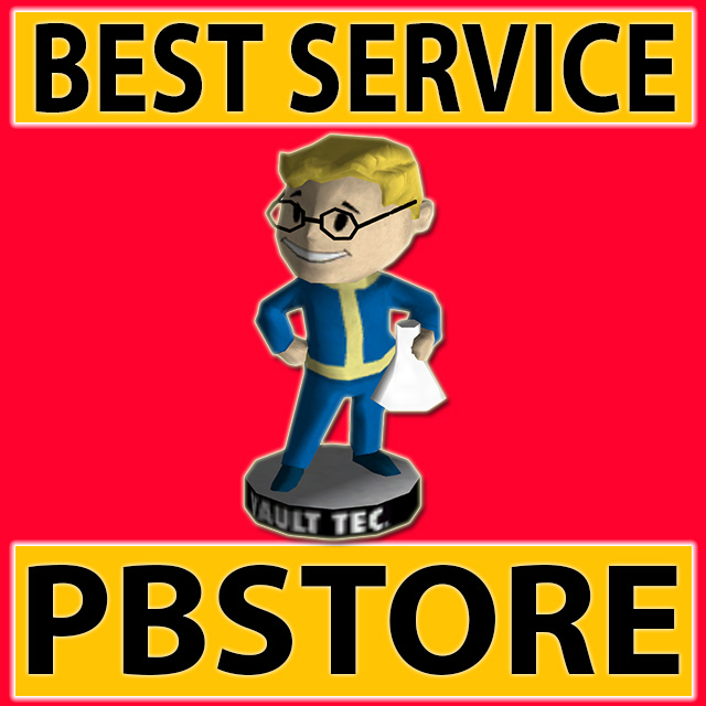 ★★★(PC) Bobblehead: Science - FAST DELIVERY (10-15 mins)★★★
